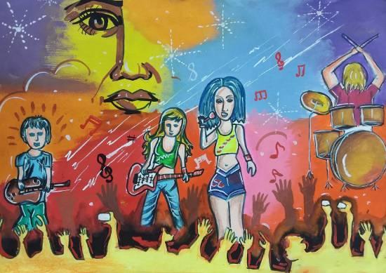 Khula Aasmaan - Music