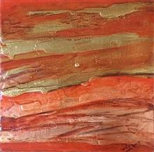Paintings by Ami Patel - Red Earth - 3