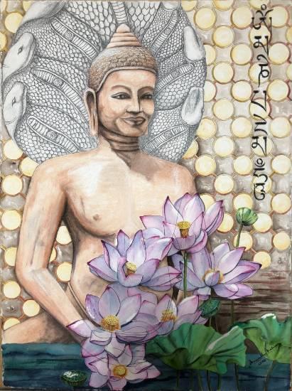 Indiaart - Buddha Artwork