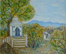 Painting by Sangeeta Karkhanis - Mount Abu