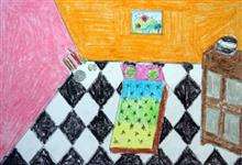 Painting  by Nainesh Subhash Doke - Bedroom