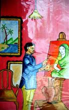 Painting  by Annu Chanchal - Artist