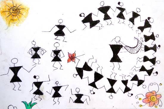 Khula Aasmaan - Dance