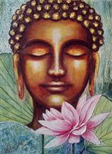 Buddha - In stock painting