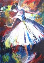Dance - In stock painting