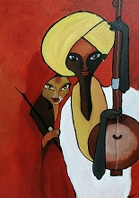 Music - In stock painting