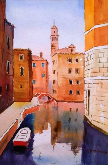 Indiaart - Cityscapes Artwork