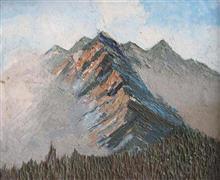 Indiaart - Mountains Artwork