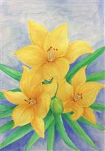 Flowers - In stock painting