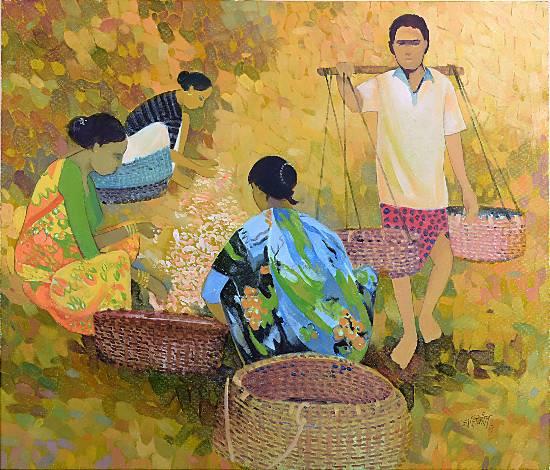 Indiaart - Woman Artworks
