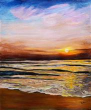 Seascapes - In stock painting