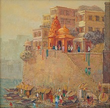Yashwant Shirwadkar - In stock painting