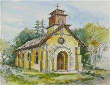 Churches - In stock painting