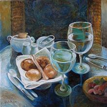 Still-Life - In stock painting