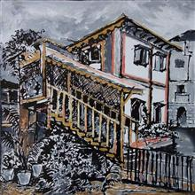 Mumbai - In stock painting
