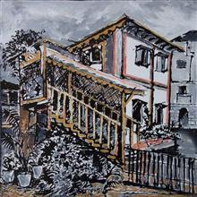 Mumbai - In stock painting