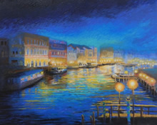 Venice - In stock painting