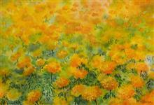 Indiaart - Flowers Artwork
