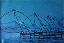 Indiaart - Coastal-Life Artwork