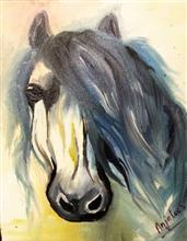 Horse - In stock painting