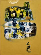 Anwar Husain - In stock painting
