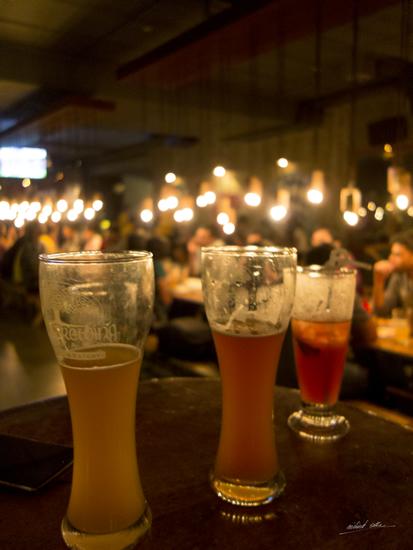 Draught Beer at a Bengaluru pub