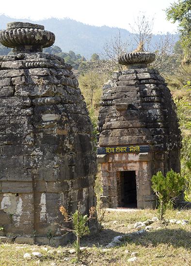 Shiv Mandir in Kumaon