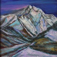 Himalayas - In stock painting