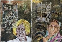Indiaart - People Artwork