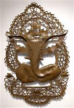 Somnath Chakraborty - In stock sculpture