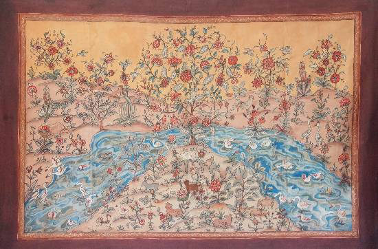 Indiaart - Tree of Life Artwork