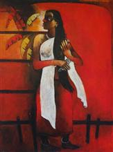 G A Dandekar - In stock painting
