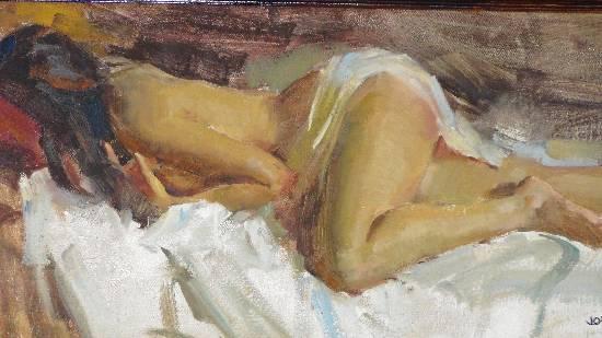 Indiaart - Woman Artwork