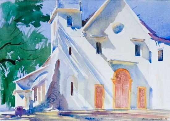 Indiaart - Churches Artwork