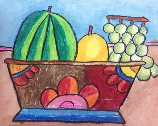 painting by Utkkarsh Darshan Mehta - Fruits