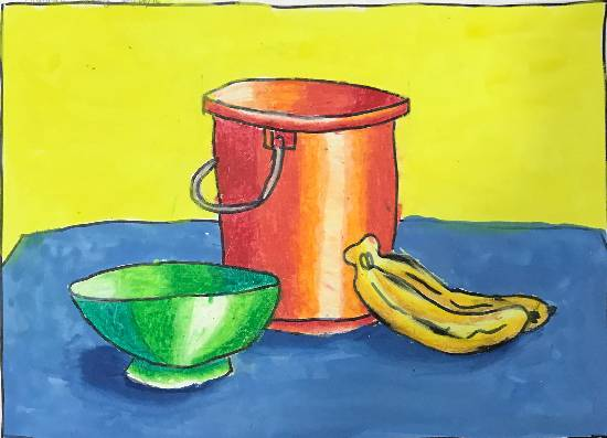 painting by Aarushi Rakesh - Still life