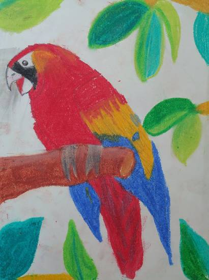 Painting  by Tanvi Sandeep Raut - Wildlife