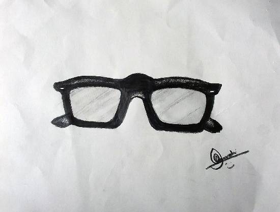 Painting  by Hamdi Imran - Specs
