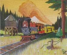 Khula Aasmaan theme - The Charm of Railways