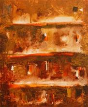 Abstract - In stock painting