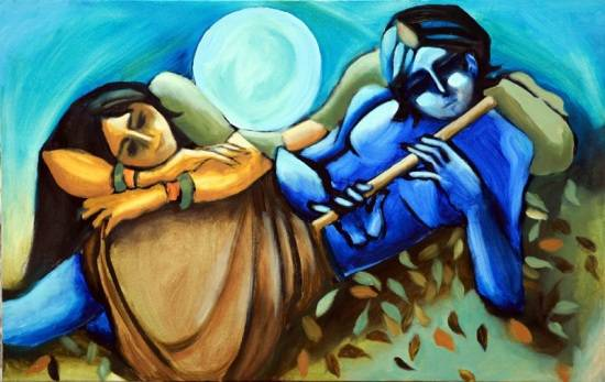 Article on Krishna - God of compassion, tenderness and love