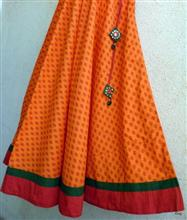 Cotton Long skirt - 2, by Asmita Ghate