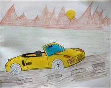 Painting  by Ishita Mayur Patil - Car