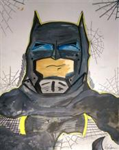 Painting  by Ravi Kumar - Batman