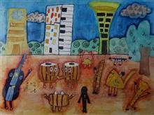 Khula Aasmaan theme - Music