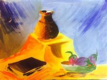 Painting  by Suhani Bhattacharyya - Still Life