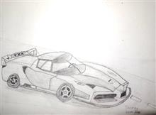 Painting  by Tanmay Ashutosh Deshpande - Car