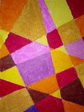 Painting  by Tanmay Ashutosh Deshpande - Exploring warm colours