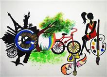Khula Aasmaan theme - design
