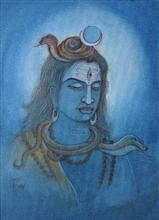 Gods-Goddesses - In stock painting
